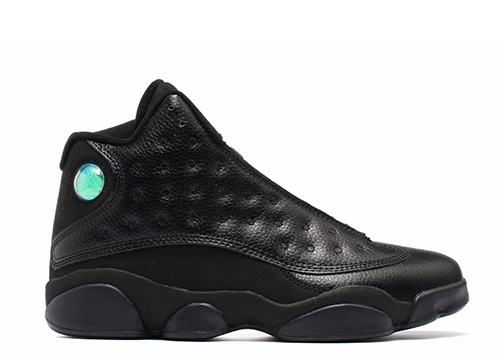 Air Jordan 13 Retro All Black